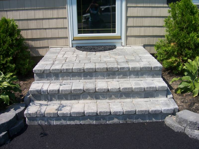 Patios Stoops Amp Stantions